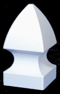 Post Cap Gothic